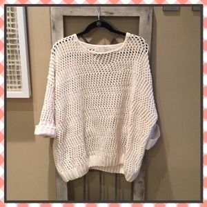 Sinuous Sweater